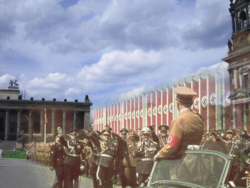 Нацистский Берлин