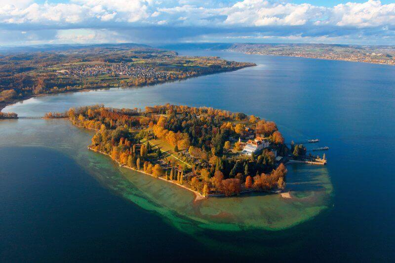 Остров Майнау