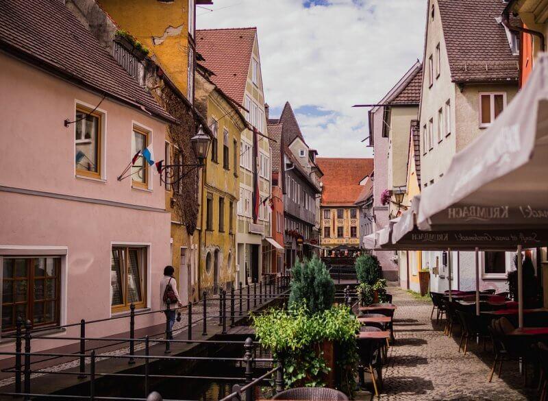 Старый город Меммингена