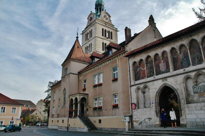 Церковь Святого Эммерама