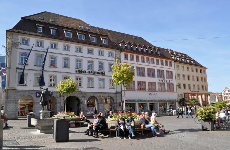 Рыночная площадь