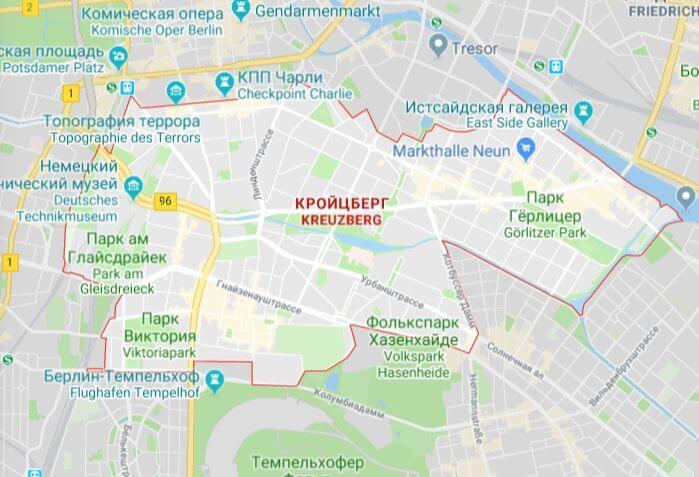 Район Кройцкёльн