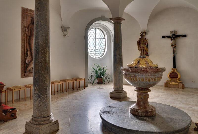 Монастырь Святого Магнуса внутри