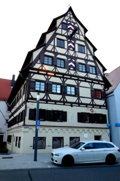 Дом с семью крышами