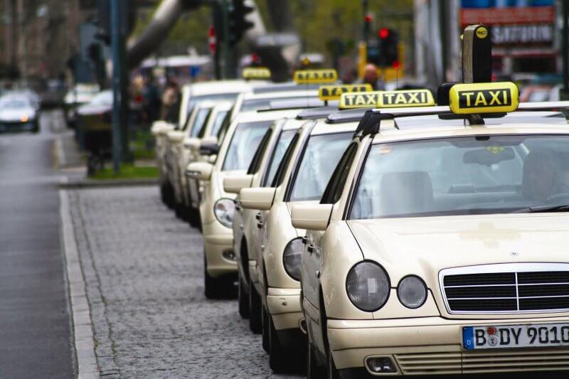 Такси во Фрайбурге