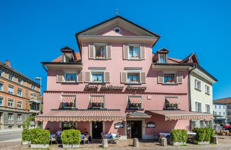 Гостиница в Констанце