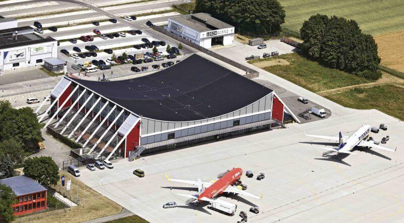 Аэропорт Меммингена