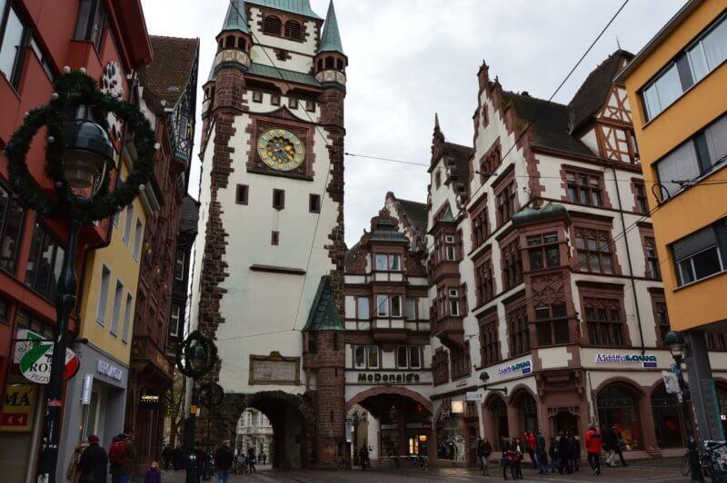 MarktHalle во Фрайбурге