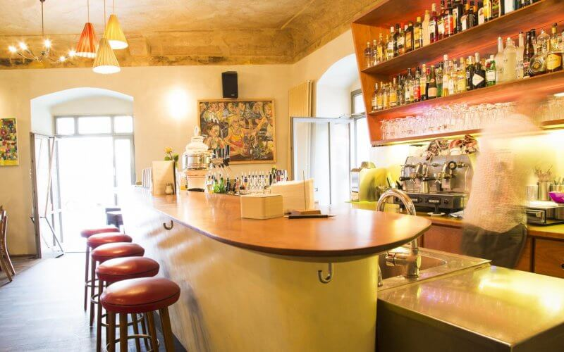 Ресторан в Регенсбурге