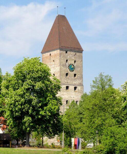 Башня мясника