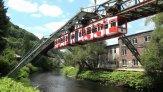 Вупперталь в Германии: «родина» подвесной дороги Швебебан
