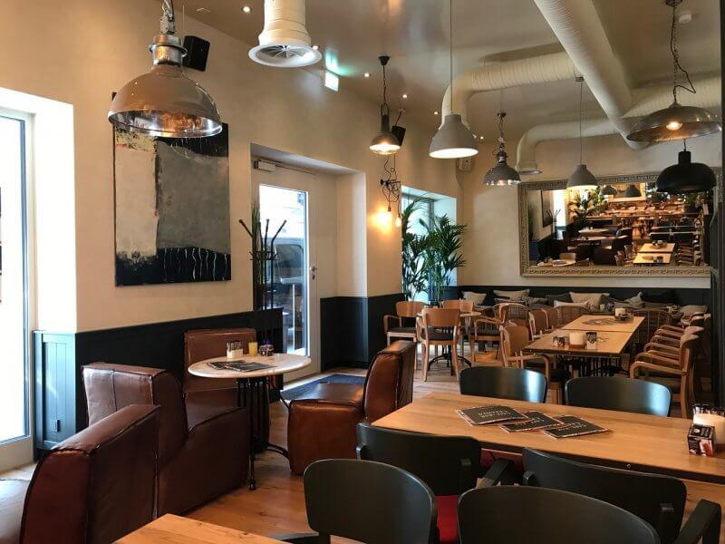 Кафе в Бремене