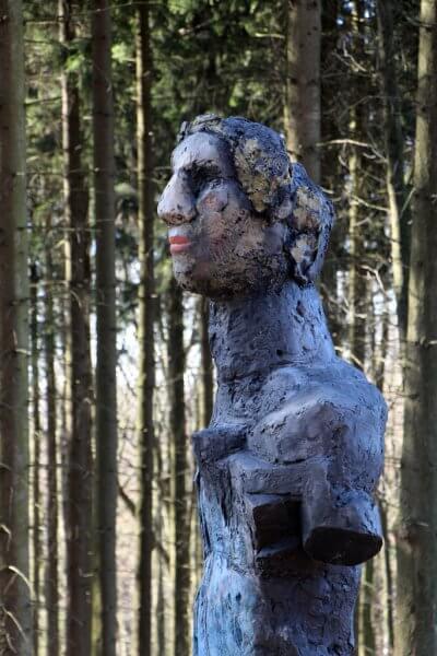 Парк скульптур Вальдфриден