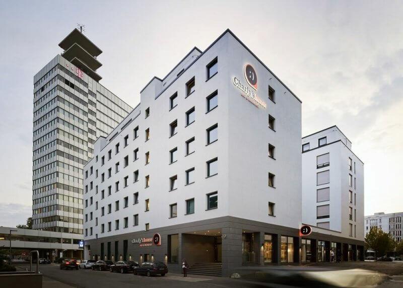 Отель в Билефельде