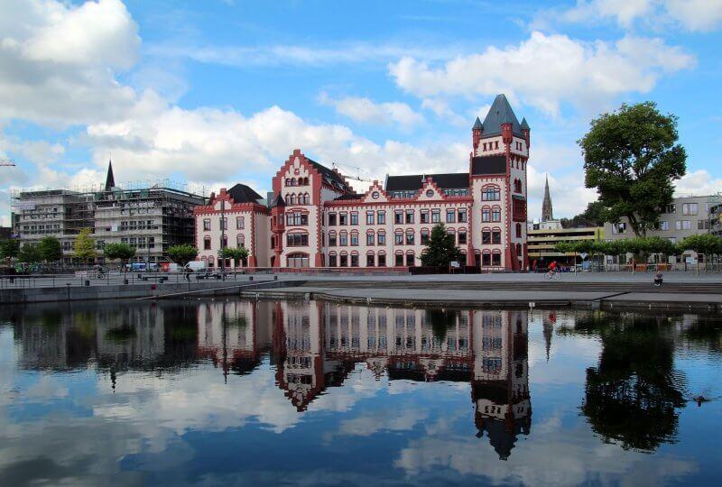 Отель в Дортмунде