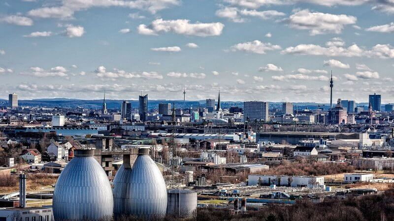 Город Дортмунд