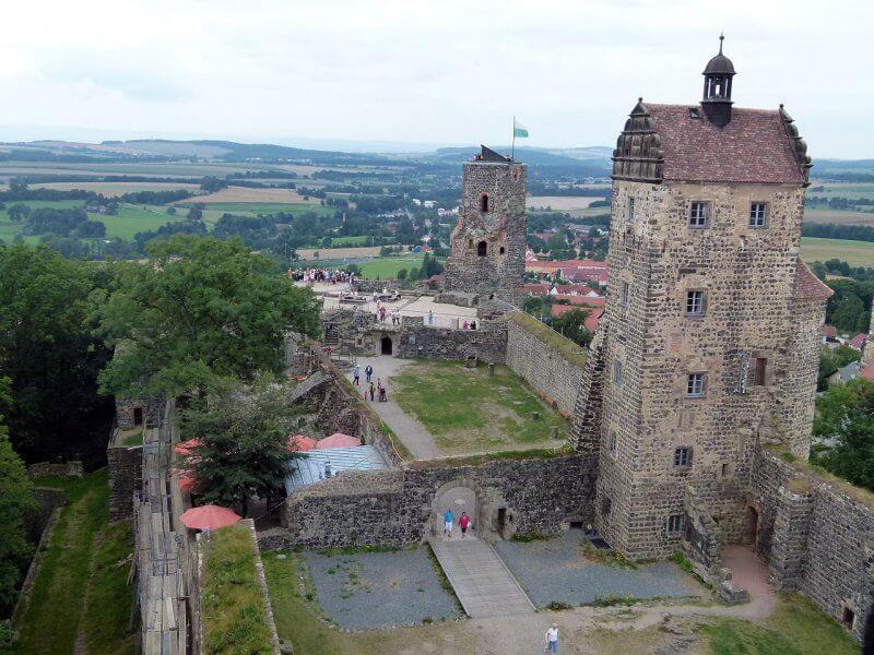 Крепость Штольпен