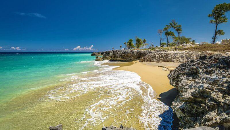 Пляж Сосуа