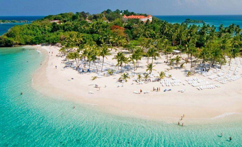 Природа острова Самана