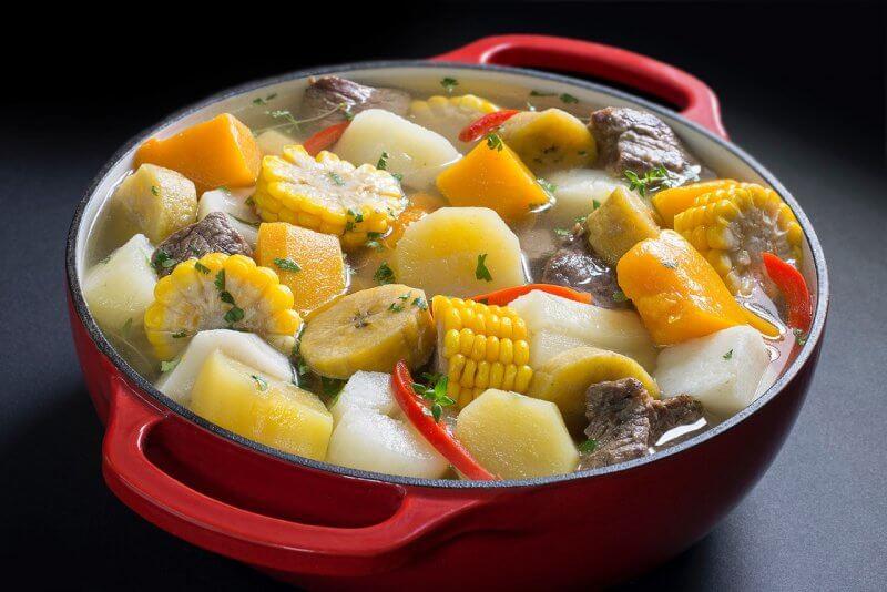 Блюдо Санкочо