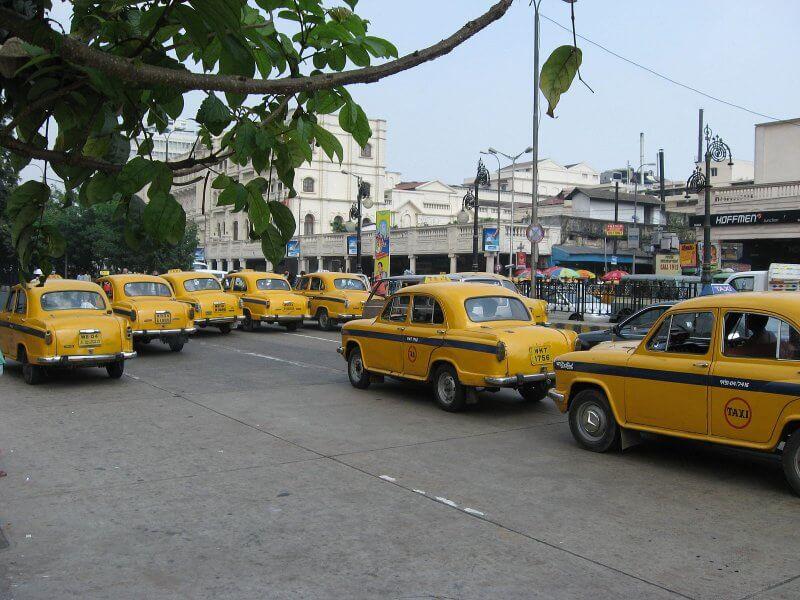 Такси, Кавелоссим
