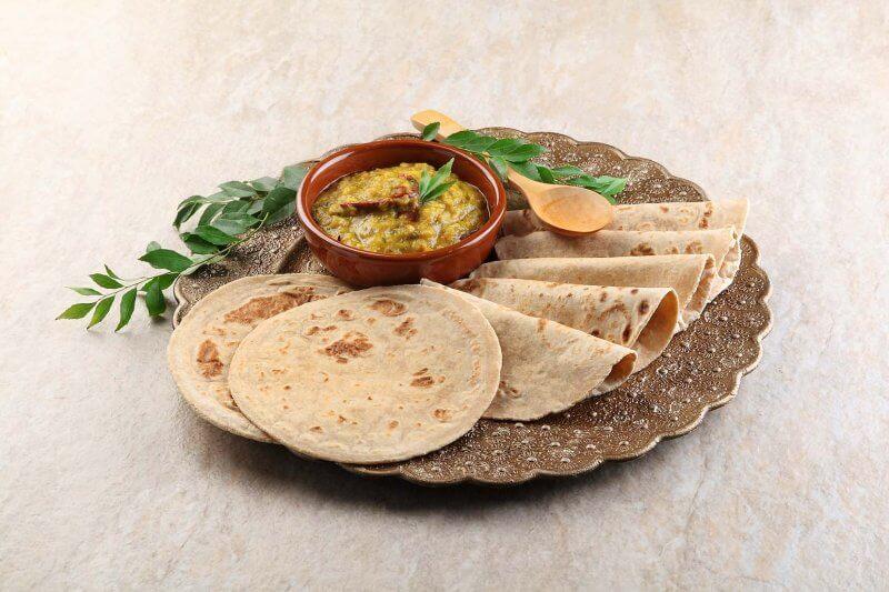 Блюдо Чапати