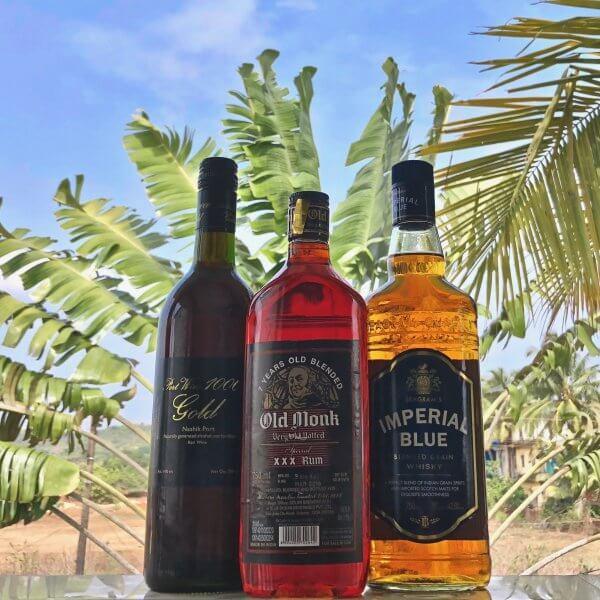 Алкоголь в Кавелоссиме