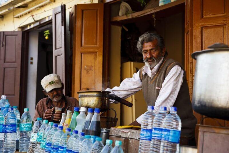 Бутилированная вода в Индии