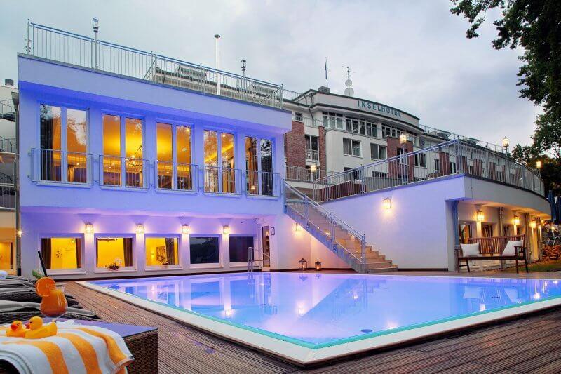 Отель в Потсдаме