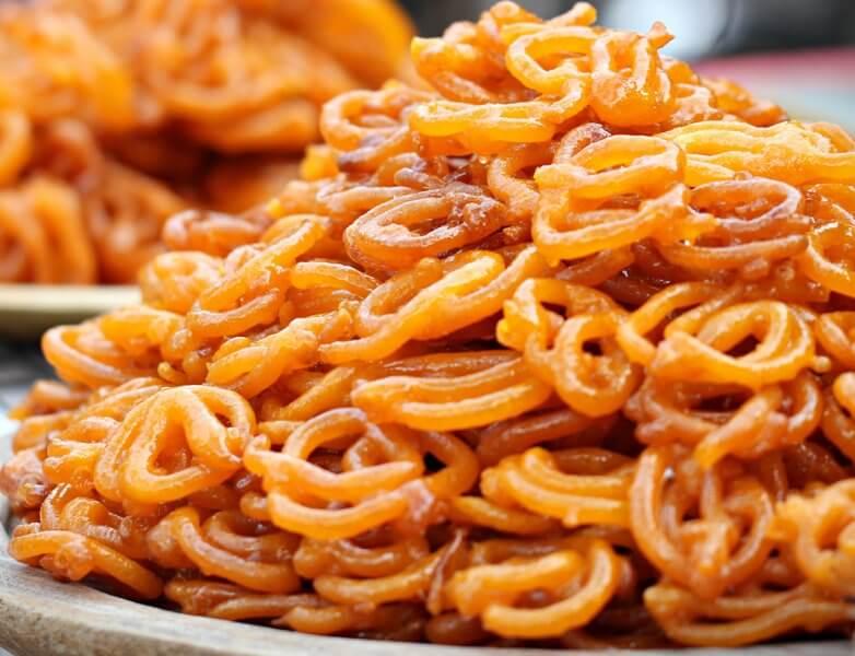 Блюдо Джалеби