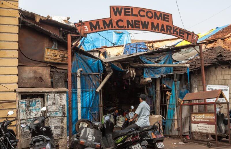 Рынок Маргао