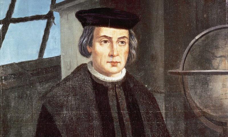 Изображение Христофора Колумба