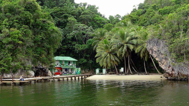 Лос Айтисес в Доминикане