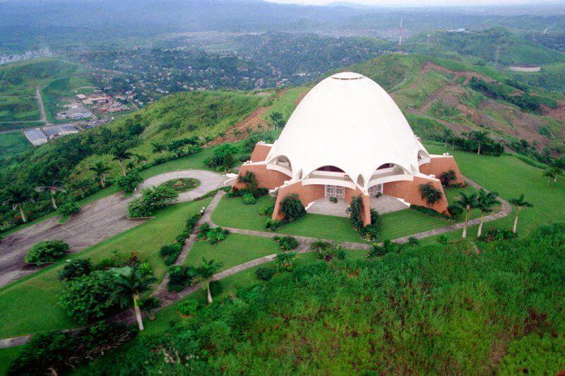 Храм Бахаи