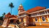 Гоа, Индия – пляжи с золотистым песком и богатая история