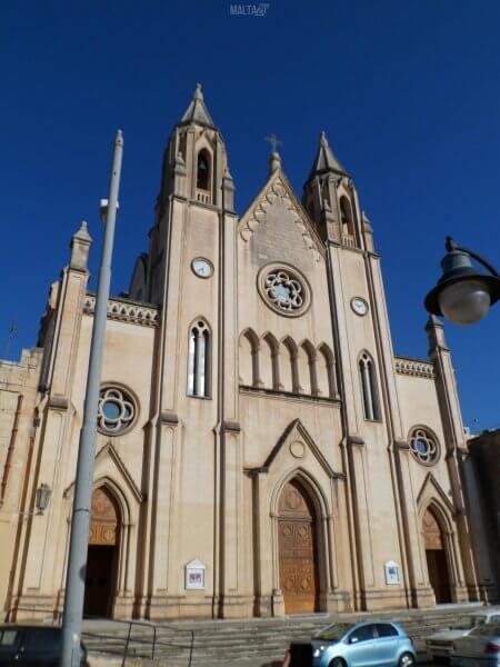 Базилика Пресвятой Девы Марии на горе Кармель