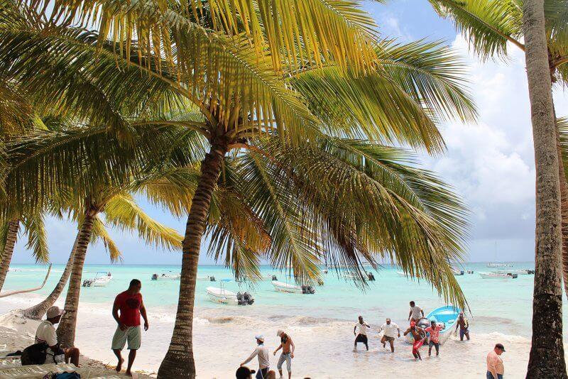 Экскурсии на острове Саона