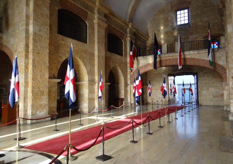 Национальный пантеон Доминиканской республики