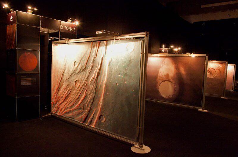 Экспонат в Национальном музее науки, технологий и космоса