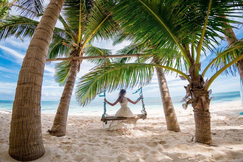 Пляж в Доминикане