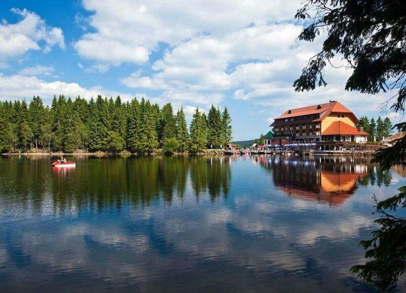 Озеро Муммельзее