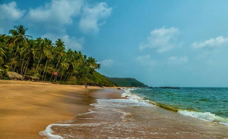 Пляж Панаджи