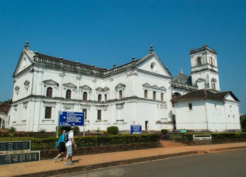 Церковь Святого Алексия