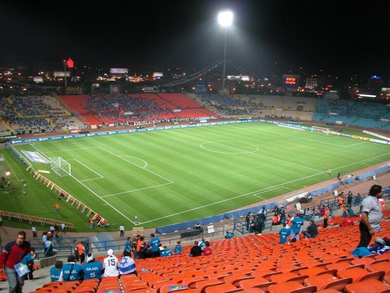 Спортивная арена в Рамат-Гане
