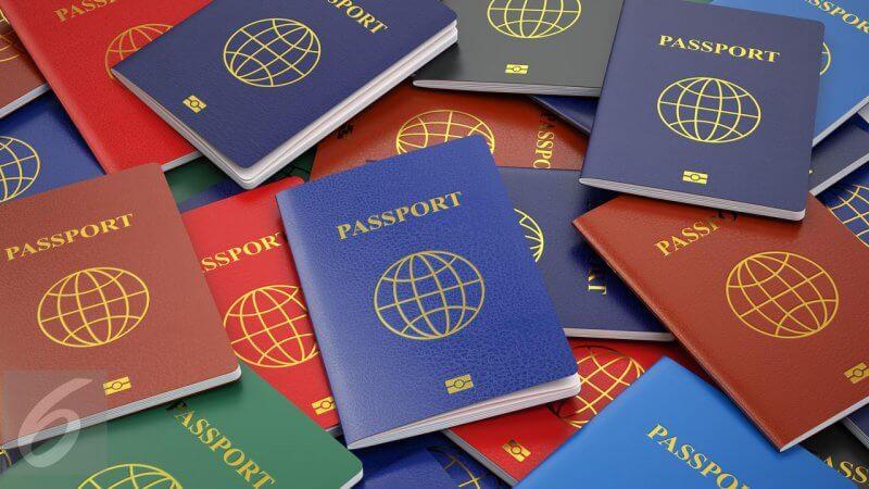 Международный паспорт