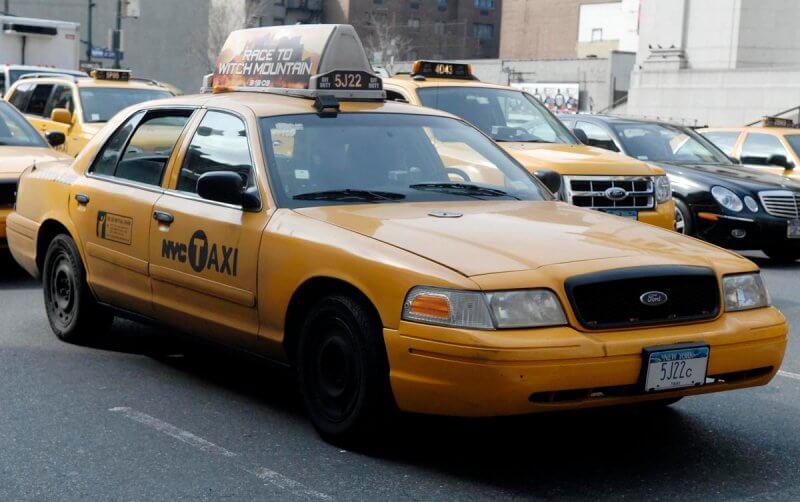 Доминиканское такси