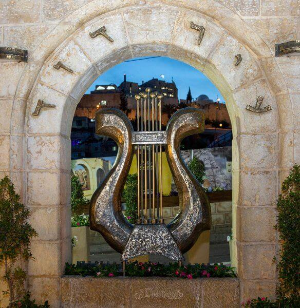Символ города Давида