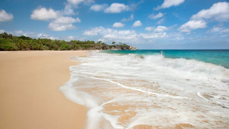 Фото пляжа Плайя Гранде
