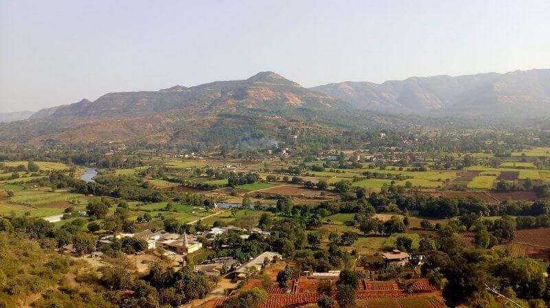 Вид на город Пуна