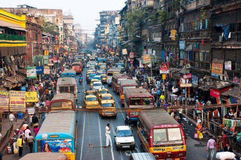 Улица Калькутты